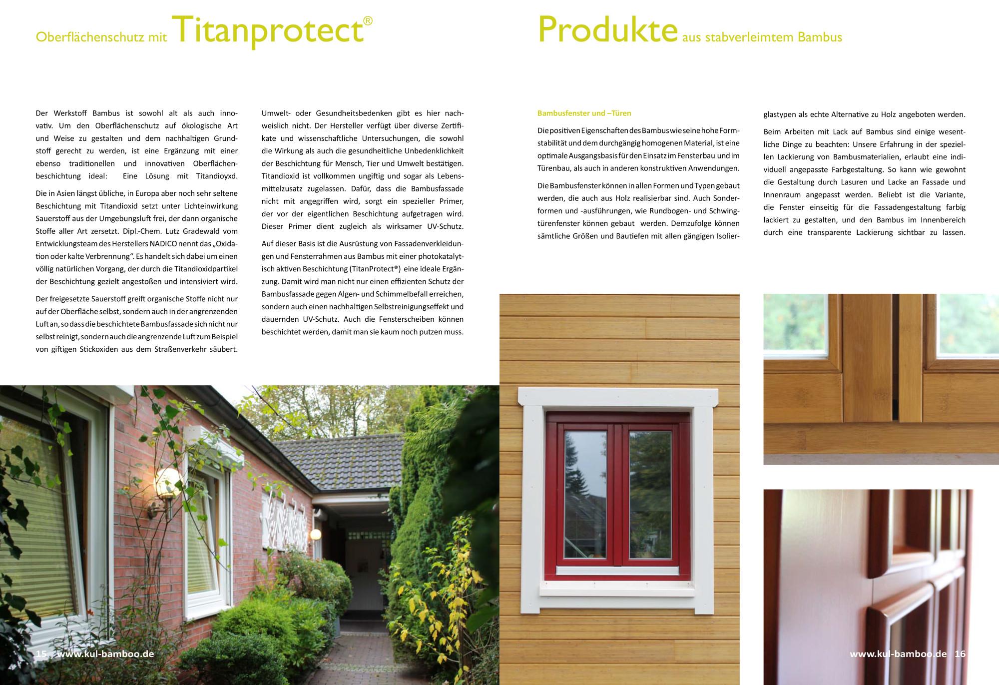 bauen mit bambus nachhaltig bauen news archiv baunetz wissen. Black Bedroom Furniture Sets. Home Design Ideas