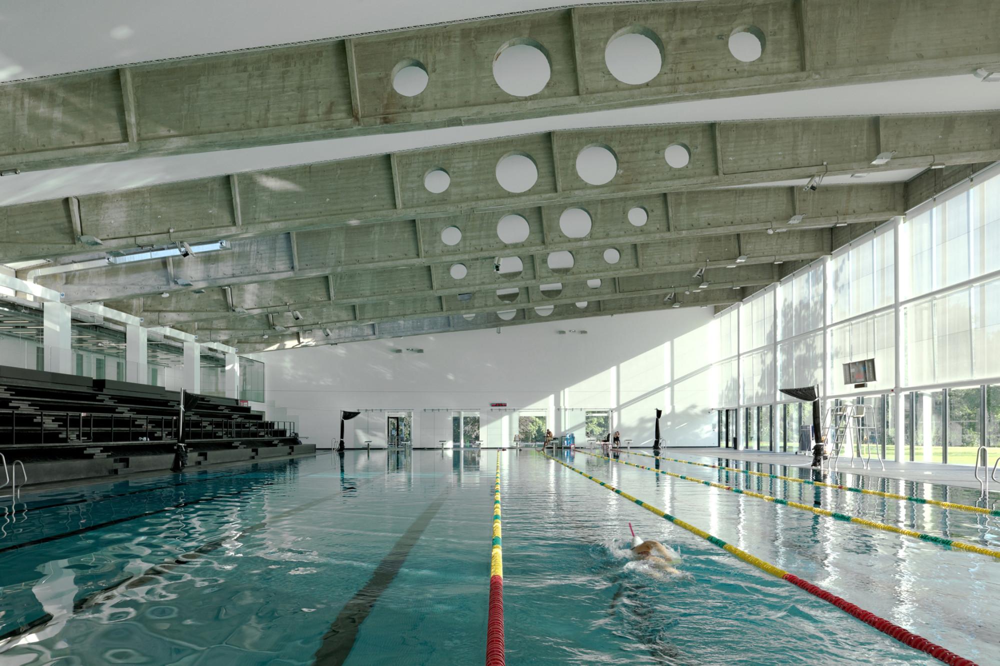 Olympic Swimming Pool Design Pdf