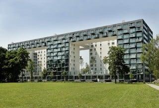 wohnhaus in berlin mauerwerk wohnen mfh baunetz wissen. Black Bedroom Furniture Sets. Home Design Ideas