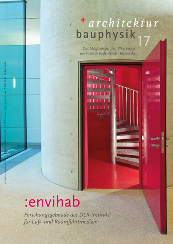 Fachzeitschrift Bauen Bauphysik Publikationen