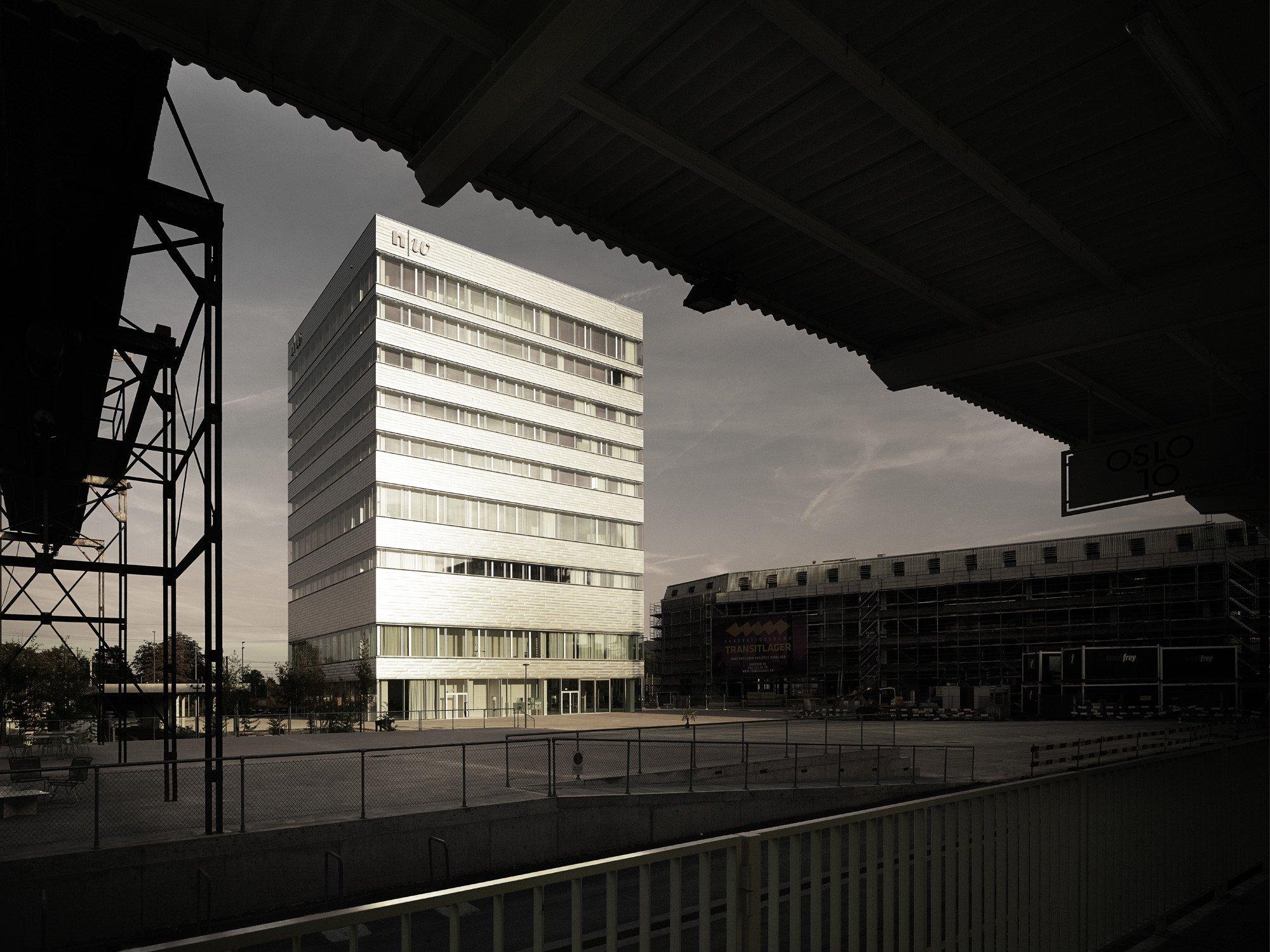Hochschule f r gestaltung und kunst in basel bauphysik for Hochschule fuer gestaltung