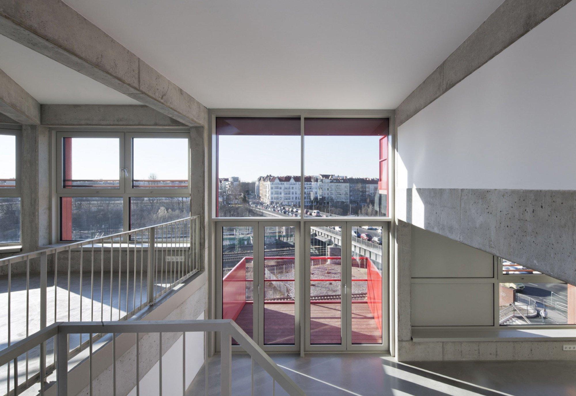 Lokdepot Berlin wohnhäuser am lokdepot in berlin bauphysik wohnen baunetz wissen
