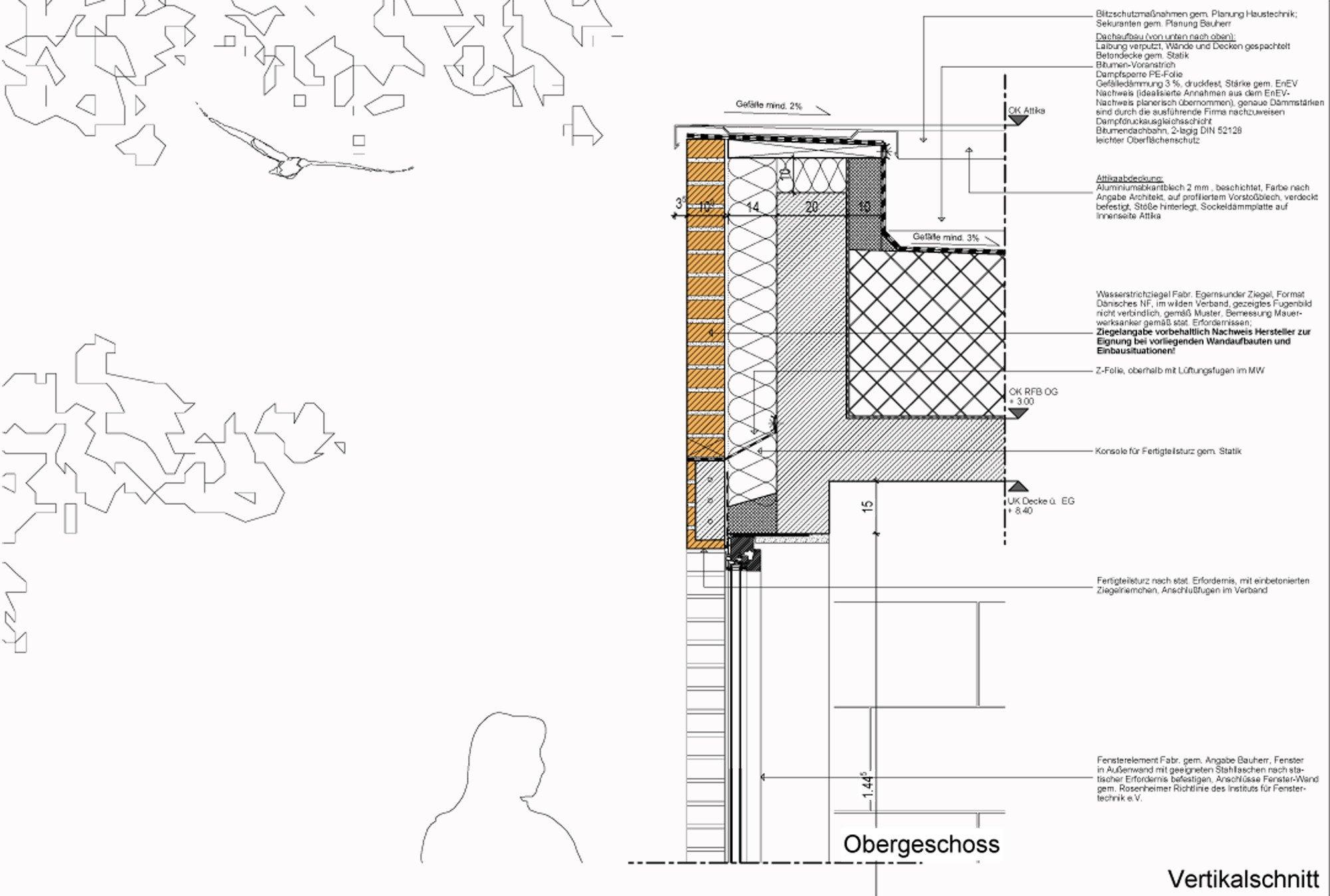 wohnbebauung kleine horst in hamburg flachdach wohnen baunetz wissen. Black Bedroom Furniture Sets. Home Design Ideas