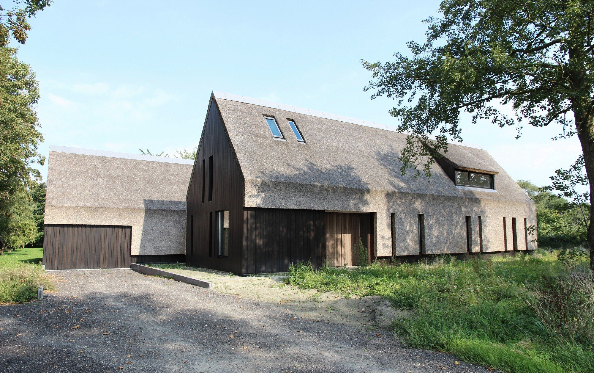 Wohnhaus in goes nachhaltig bauen wohnen baunetz wissen for Wohnhaus bauen