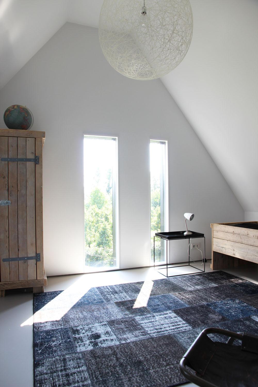 Wohnhaus in goes nachhaltig bauen wohnen baunetz wissen - Schmale fenster ...