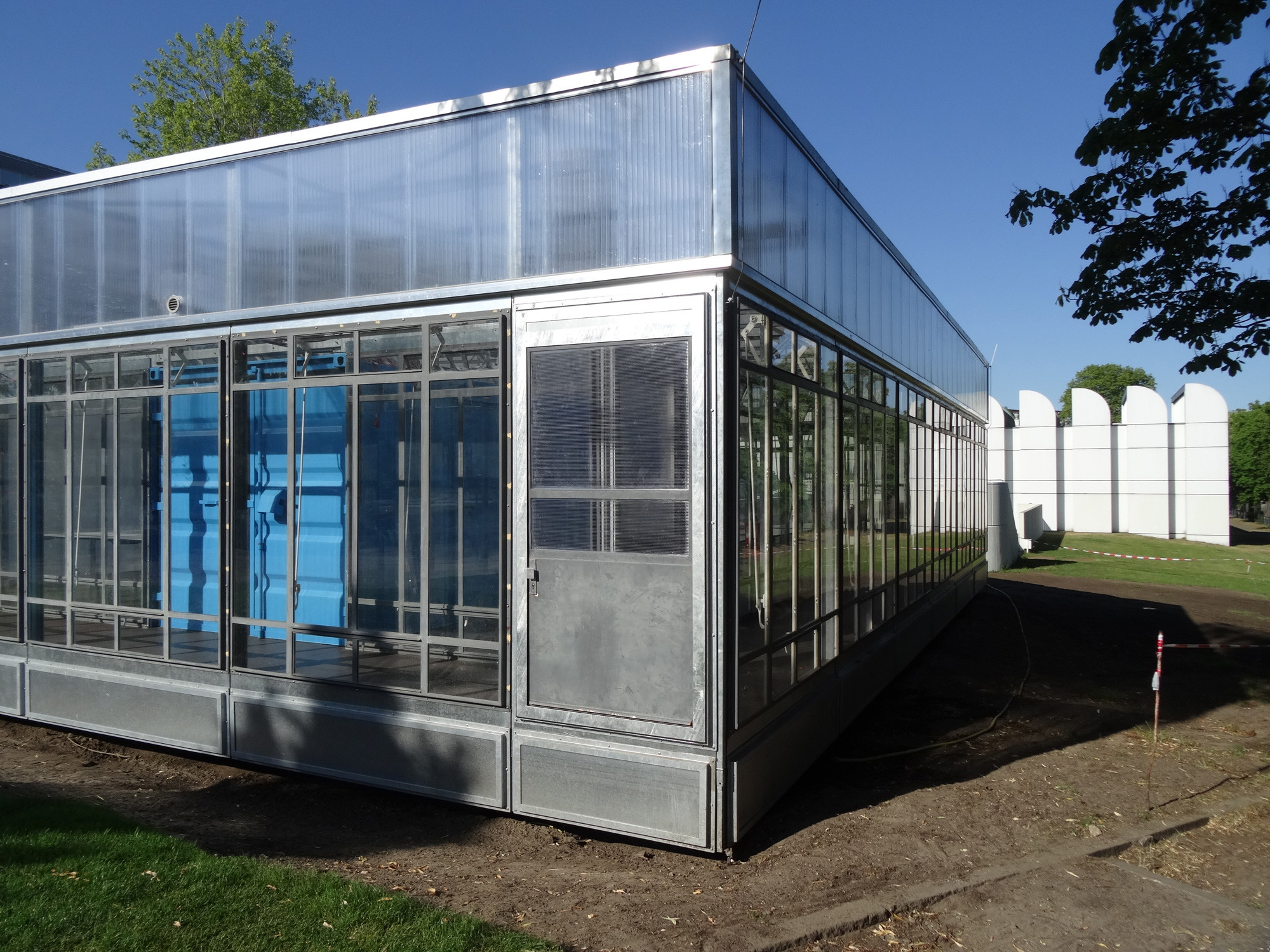 tempor rer bauhaus pavillon in berlin bauphysik. Black Bedroom Furniture Sets. Home Design Ideas