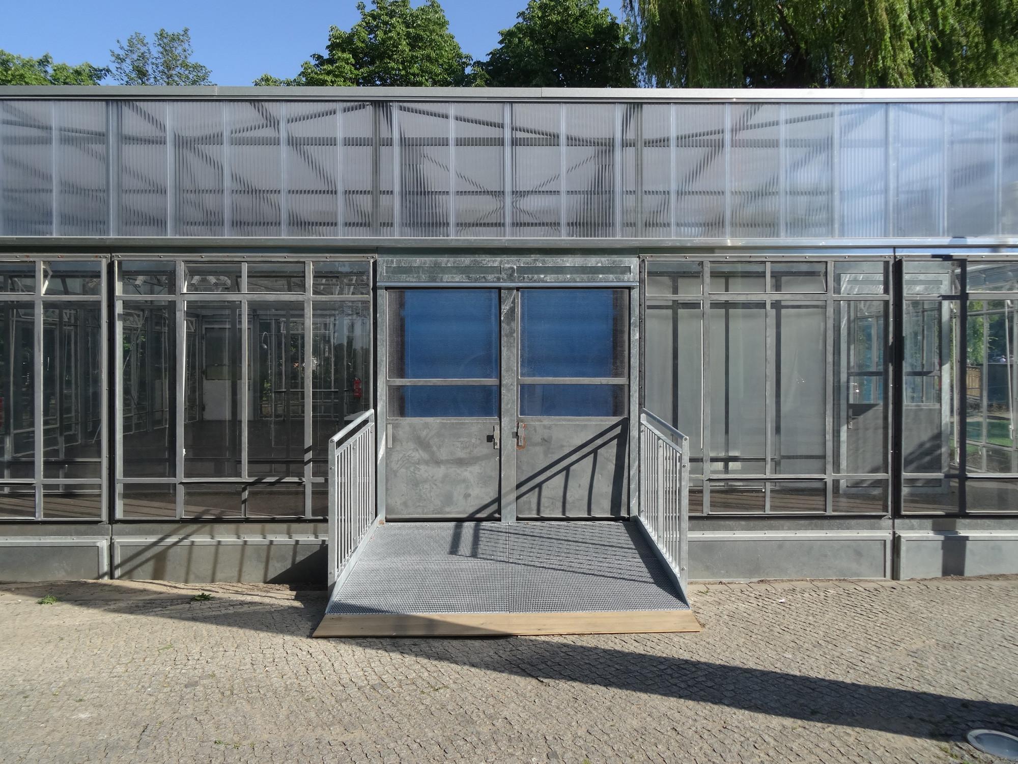 tempor rer bauhaus pavillon in berlin bauphysik sonderbauten baunetz wissen. Black Bedroom Furniture Sets. Home Design Ideas