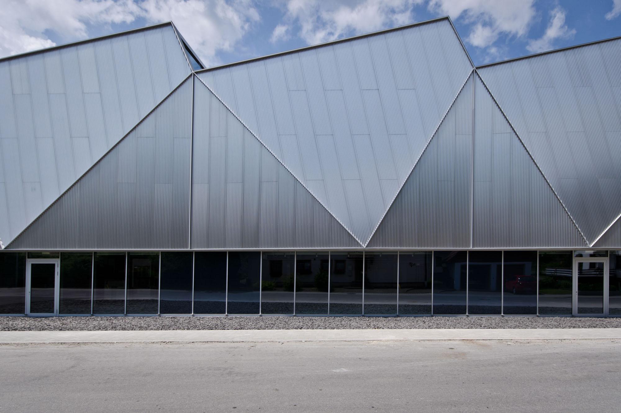 Produktionshalle Trumpf In Hettingen Brandschutz B 252 Ro