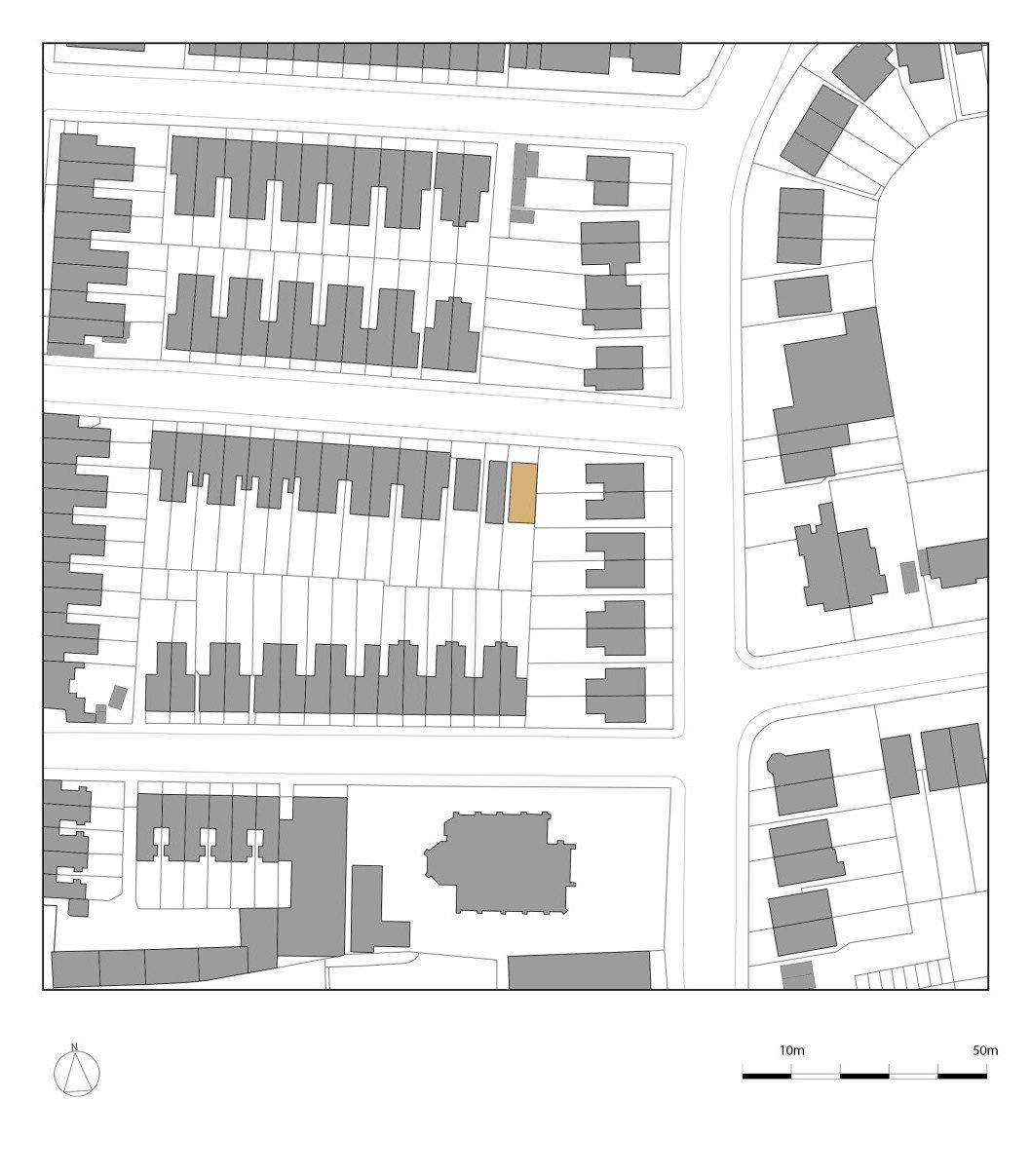 house of trace in london boden wohnen baunetz wissen. Black Bedroom Furniture Sets. Home Design Ideas