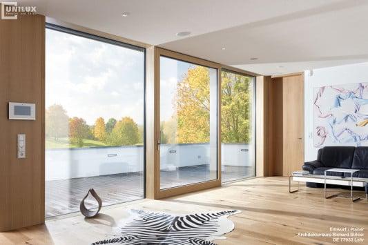 Holz alu fenster vorteile  Passivhausgeeignete Holz-Aluminium-Fenster | Glas | News/Produkte ...