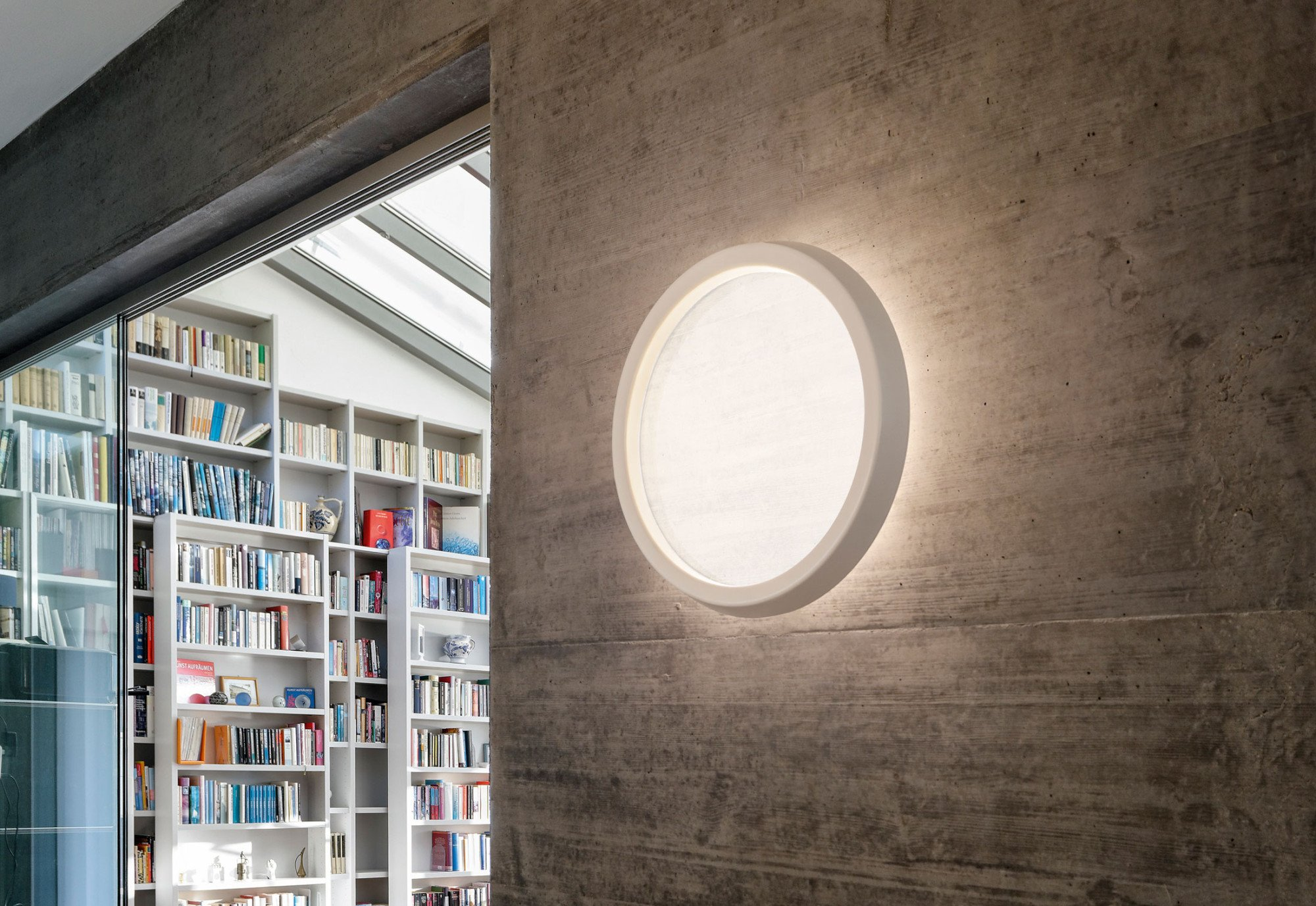 LED-Leuchte wie ein runder Bilderrahmen | Elektro | News/Produkte ...
