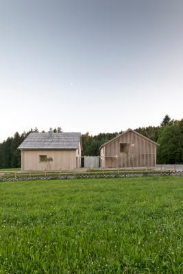 Wochenendhaus in Lengau