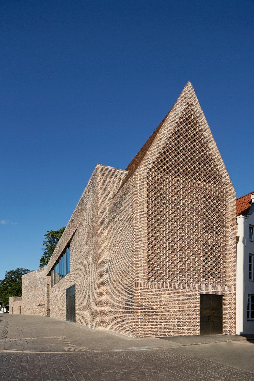 Europ isches hansemuseum in l beck mauerwerk kultur - Architekten lubeck ...