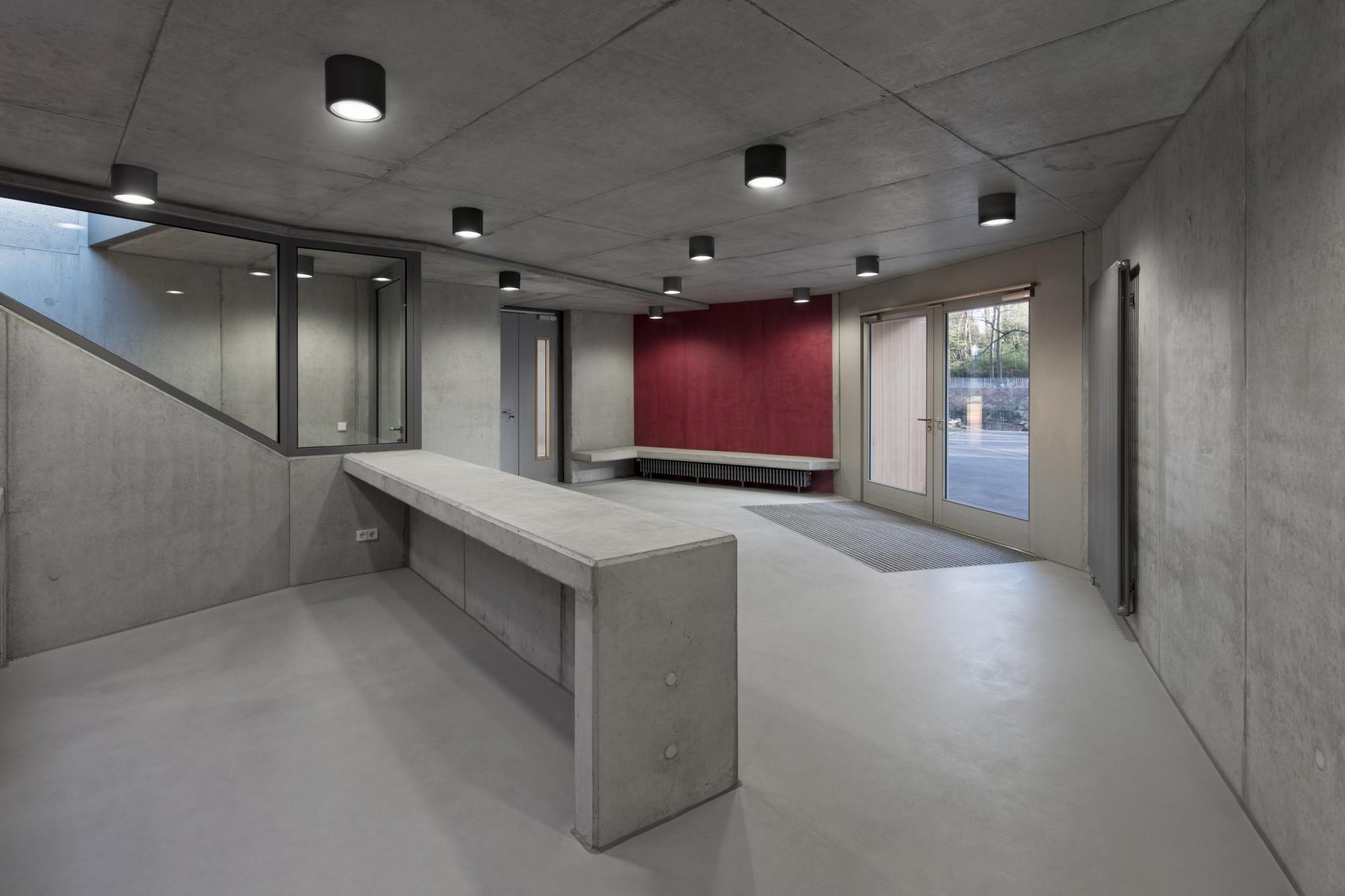 sport und mehrzweckhalle der rudolf steiner schule in berlin boden sport freizeit baunetz. Black Bedroom Furniture Sets. Home Design Ideas