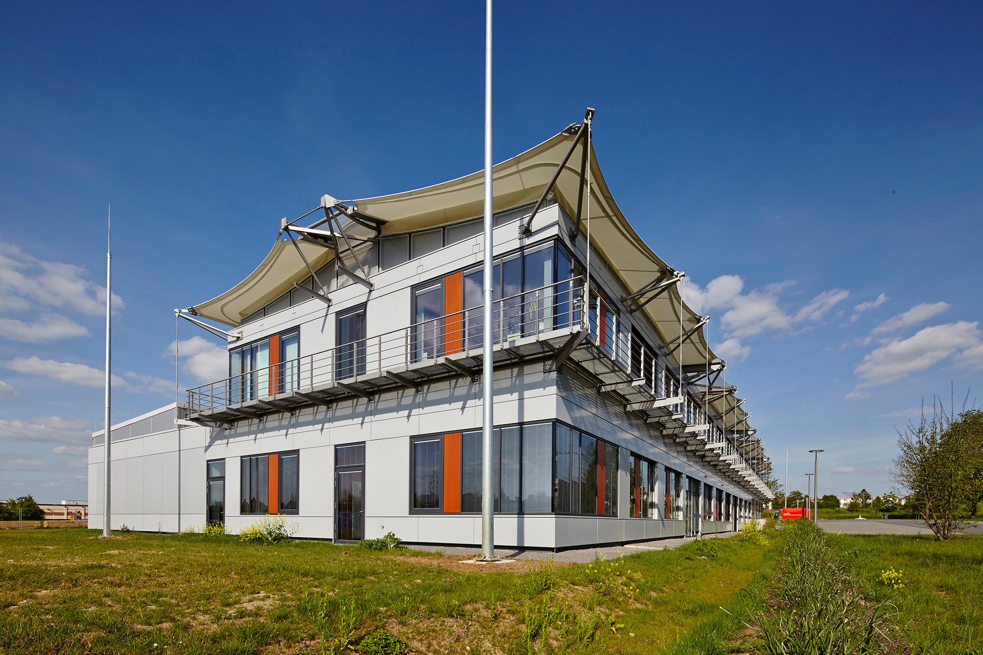 Energy Effiency Center in Würzburg | Gebäudetechnik | Kultur/Bildung ...