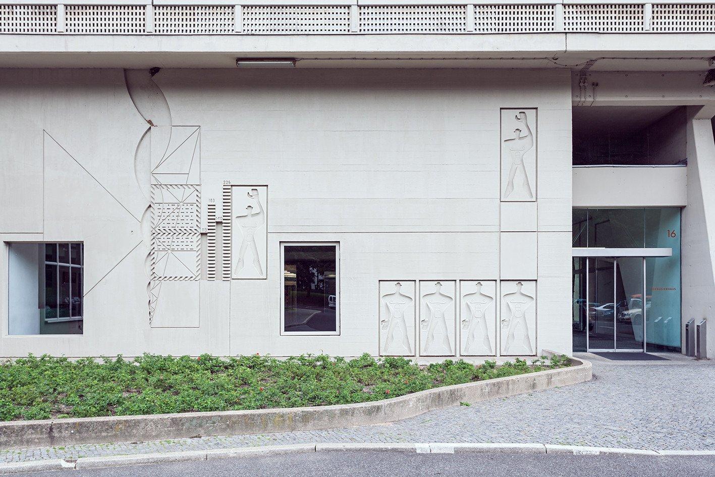 wohnung 402 im corbusierhaus berlin elektro wohnen baunetz wissen. Black Bedroom Furniture Sets. Home Design Ideas