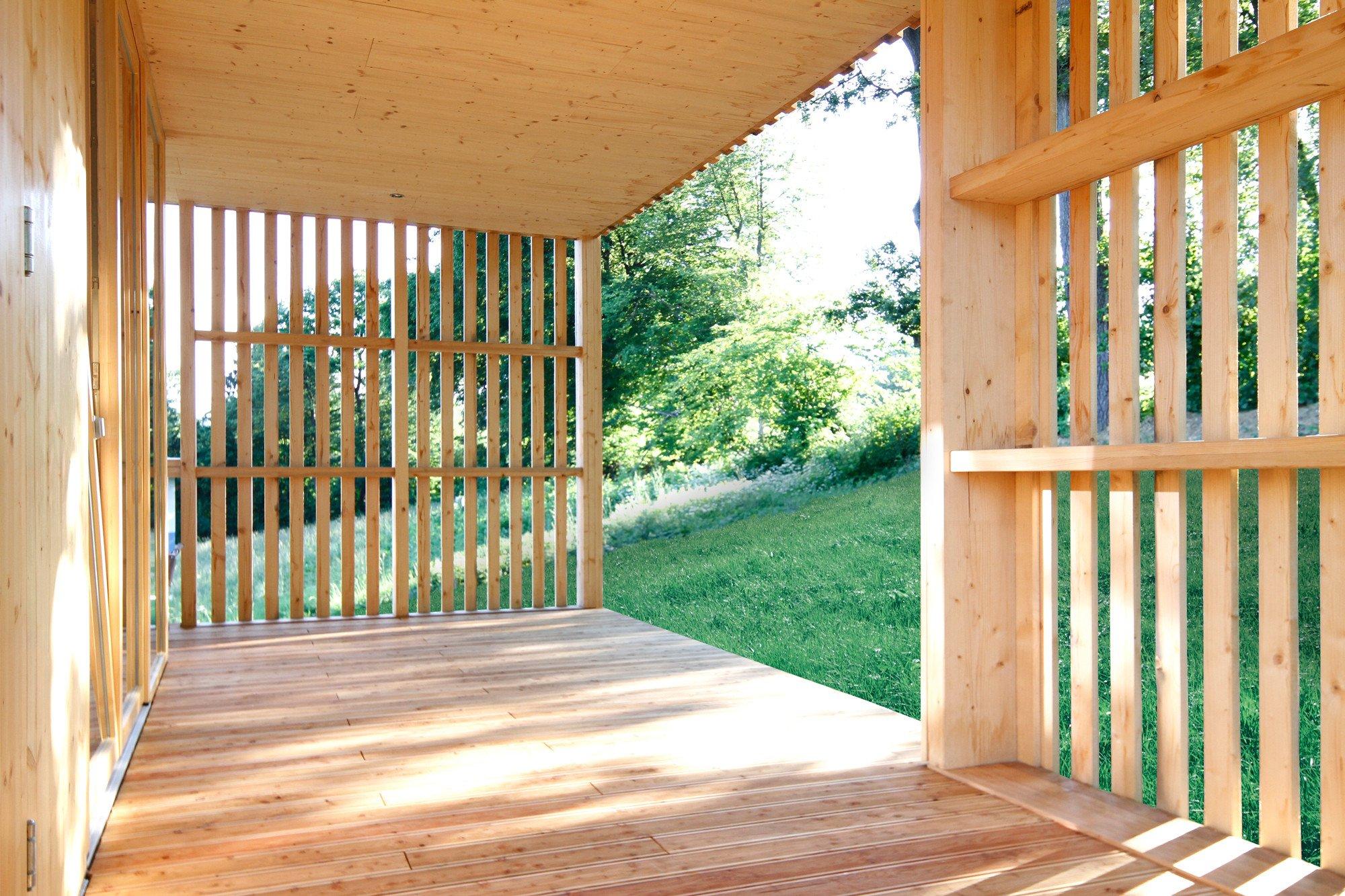 einfamilienhaus in eichgraben d mmstoffe wohnen baunetz wissen. Black Bedroom Furniture Sets. Home Design Ideas