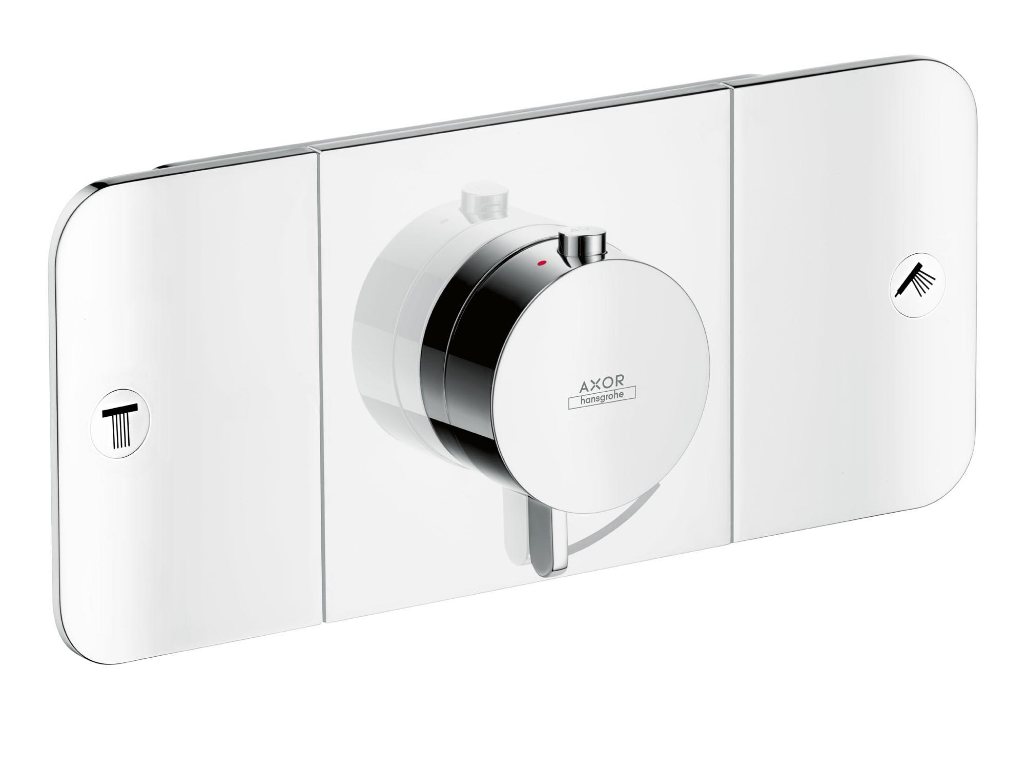 Lieblich All In One: Minimalistische Dusch Armatur