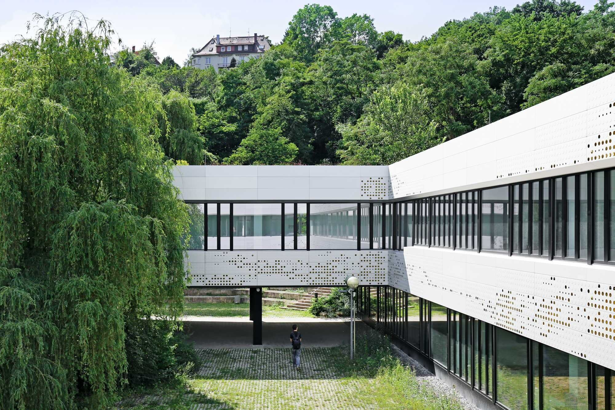 schulzentrum nord in stuttgart brandschutz kultur. Black Bedroom Furniture Sets. Home Design Ideas