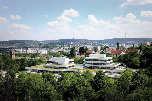 Schulzentrum Nord in Stuttgart