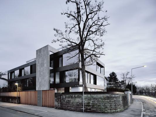 Büro- und Wohnhaus in Stuttgart