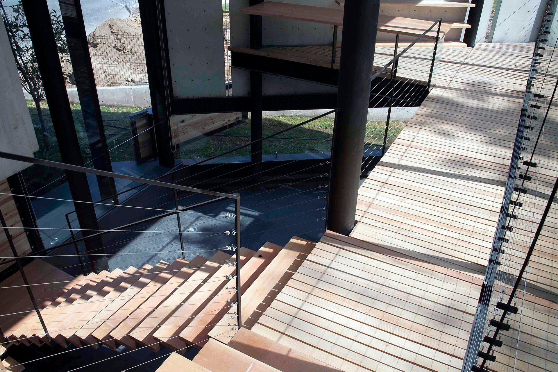 Wohnhaus in Mexiko-Stadt | Schiefer | Wohnen/EFH | Baunetz_Wissen