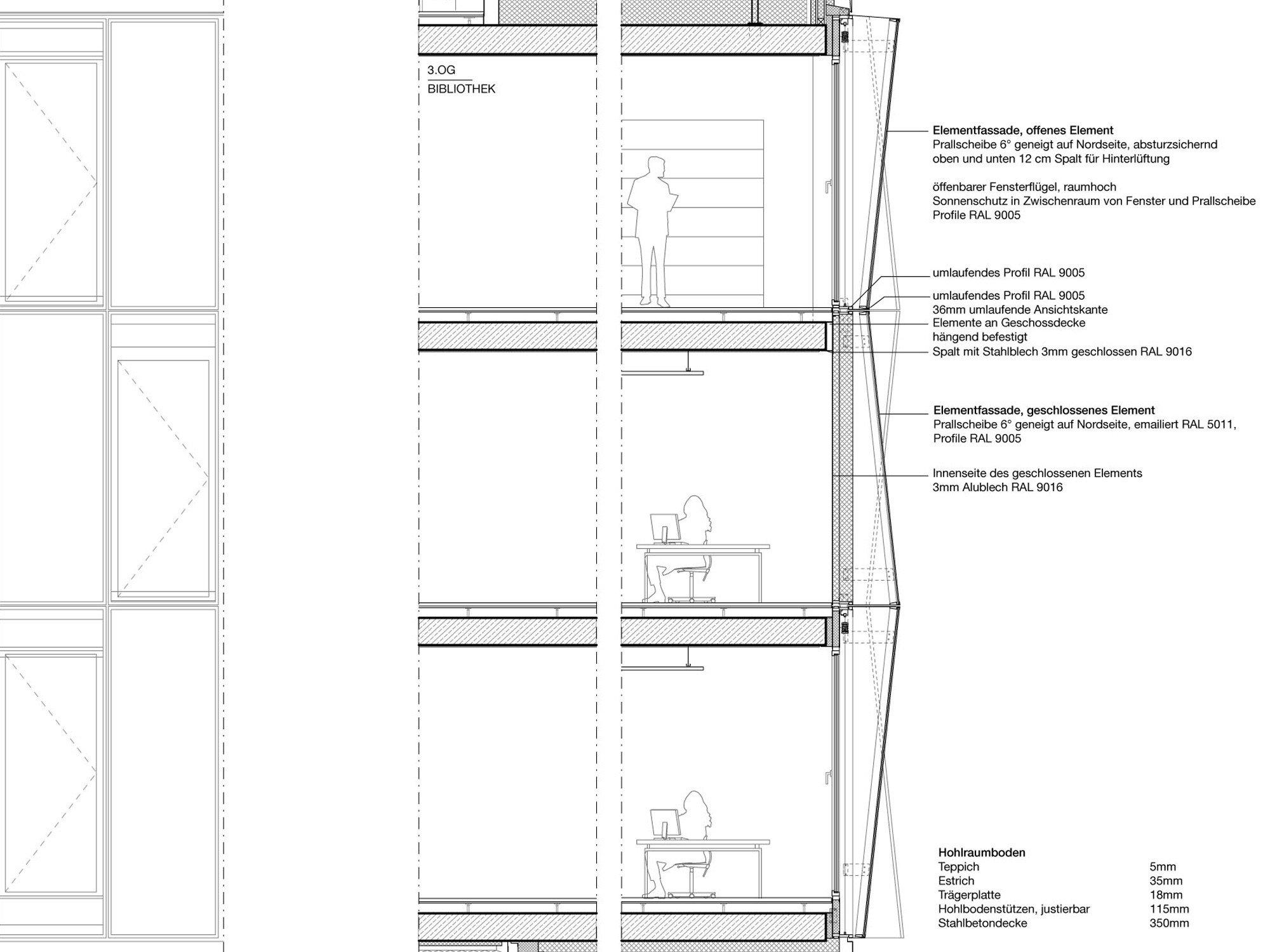 New Blauhaus In M 246 Nchengladbach Fassade B 252 Ro