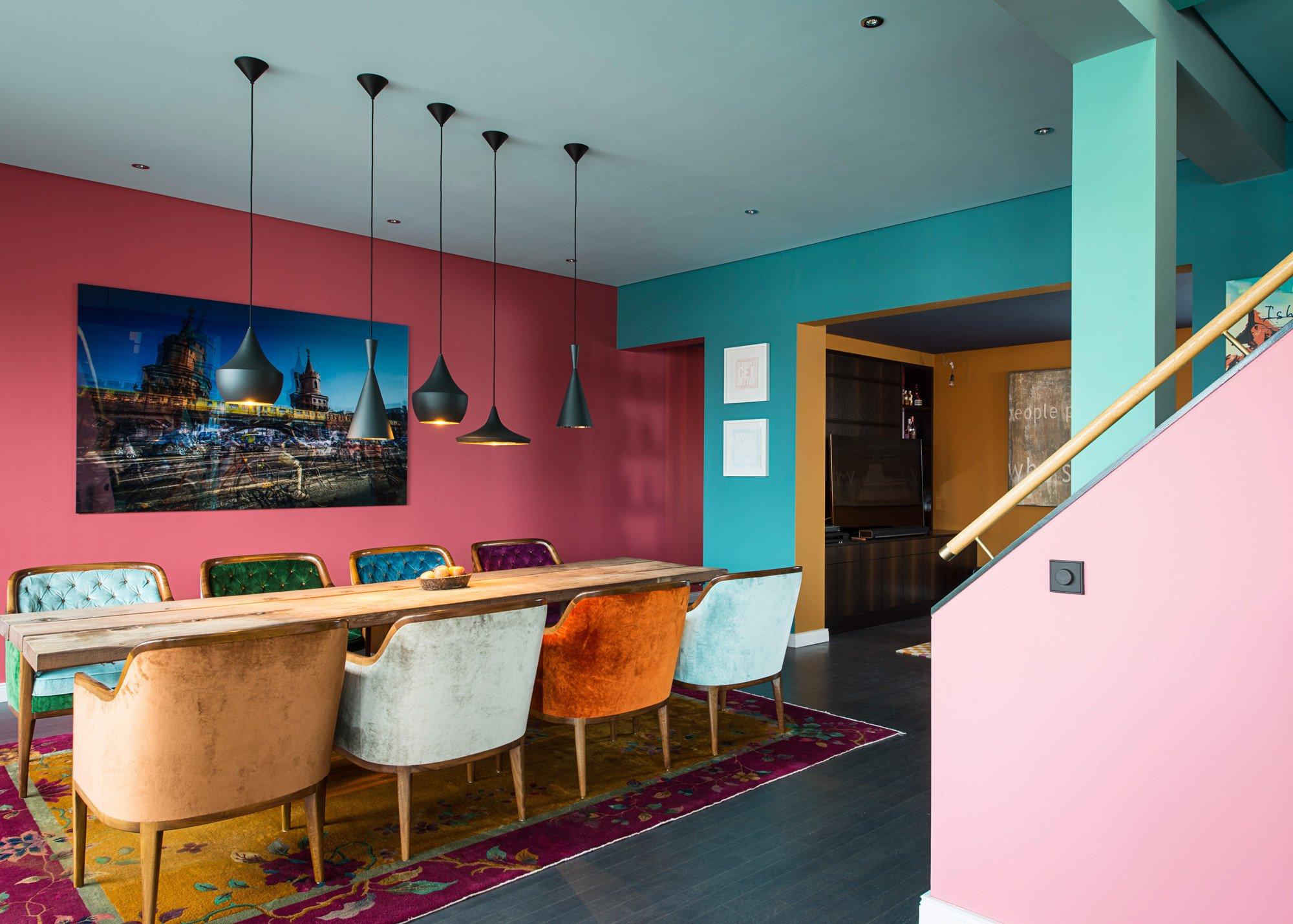Penthouse in Berlin | Elektro | Wohnen | Baunetz_Wissen