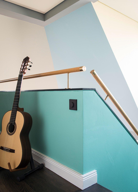 Treppenbrüstung penthouse in berlin elektro wohnen baunetz wissen