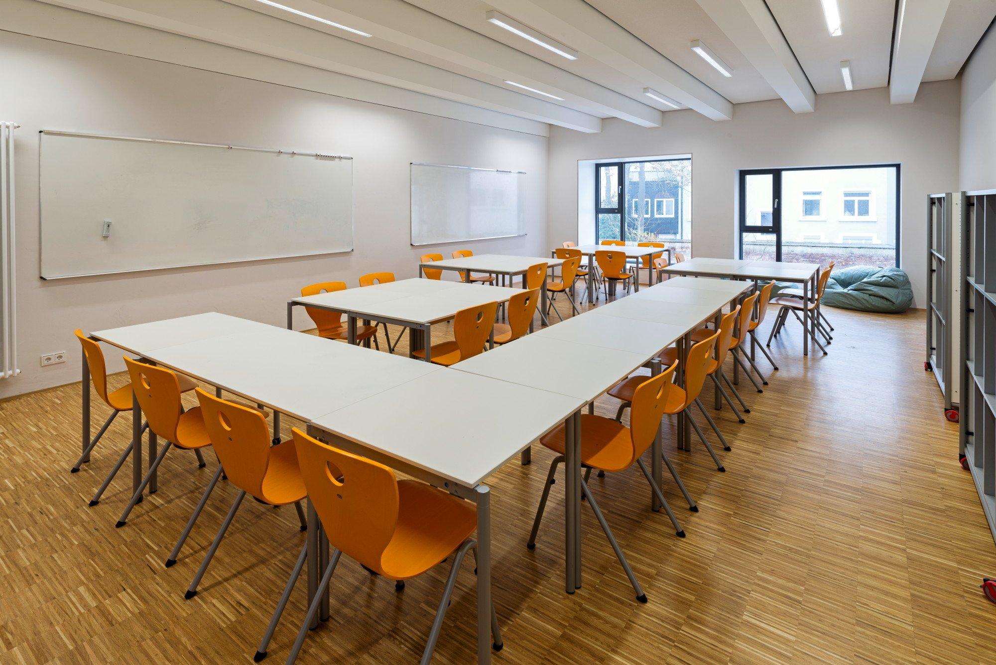 Glas Karlsruhe fichte gymnasium in karlsruhe glas bildung baunetz wissen
