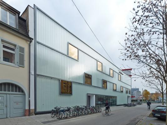 Fichte-Gymnasium in Karlsruhe