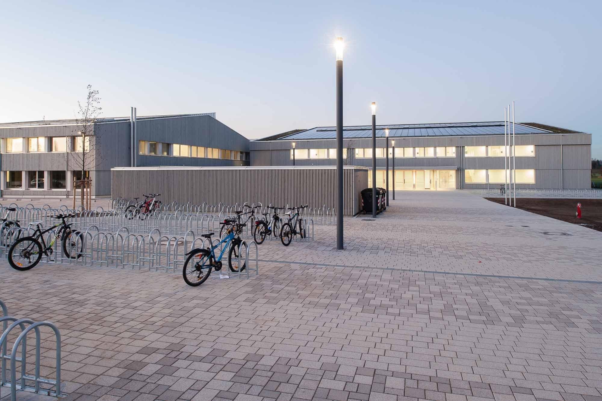 Schmuttertal-Gymnasium in Diedorf | Brandschutz | Kultur/Bildung ...