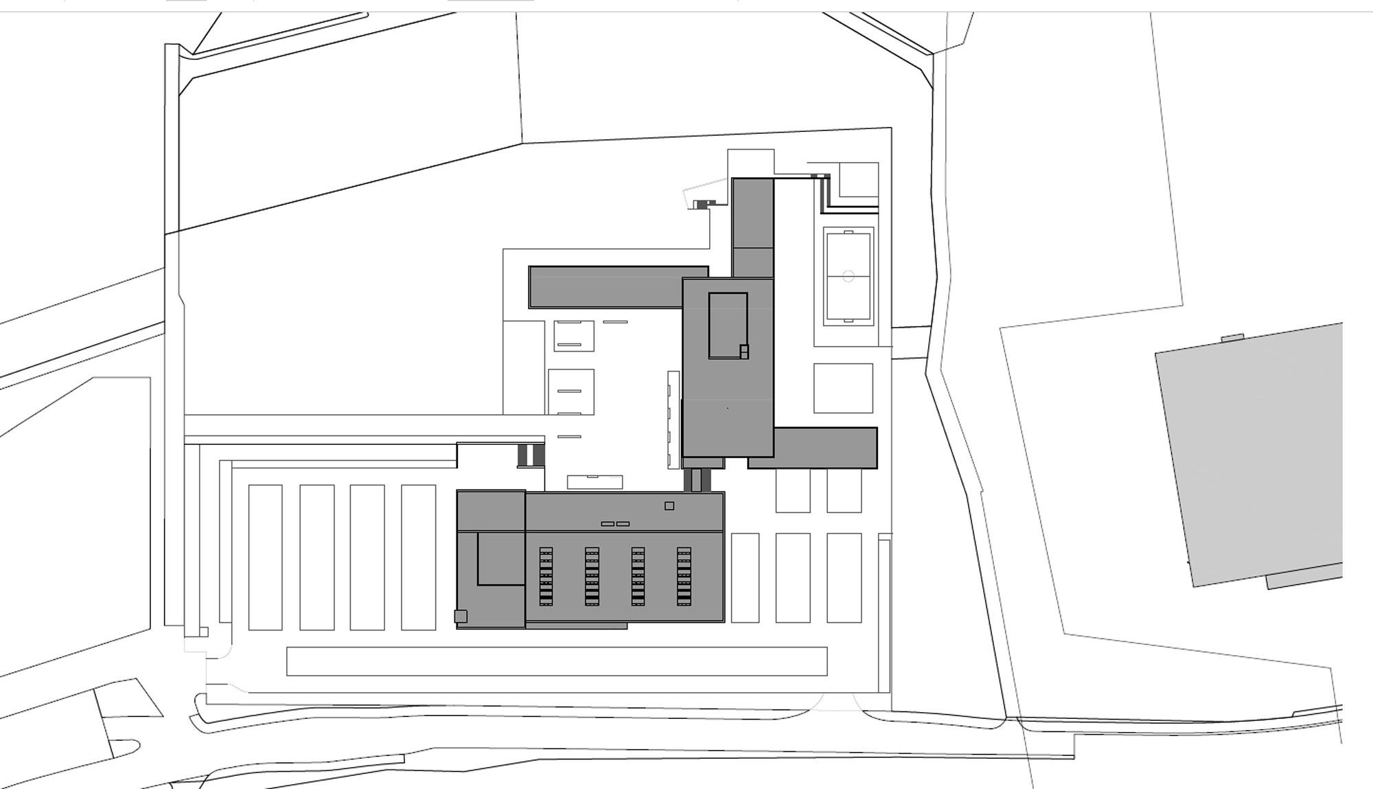 unternehmenscampus in biebergem nd heizung b ro gewerbe baunetz wissen. Black Bedroom Furniture Sets. Home Design Ideas