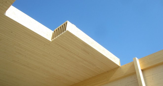 Bekannt Flächentragsystem aus Holz | Nachhaltig Bauen | News/Produkte NJ92