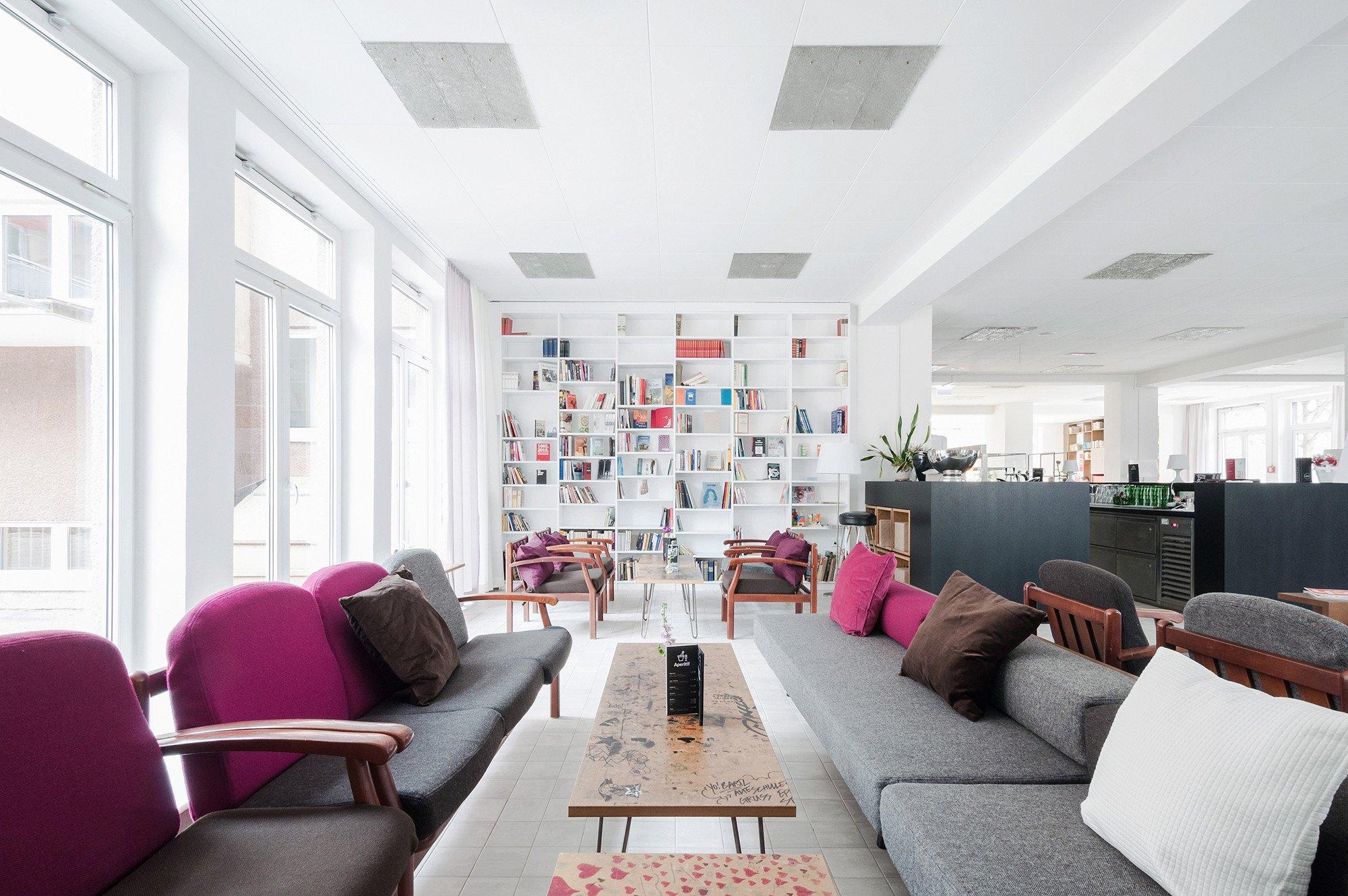 3d Fußboden Wien ~ Magdas hotel in wien boden hotel gastronomie baunetz wissen