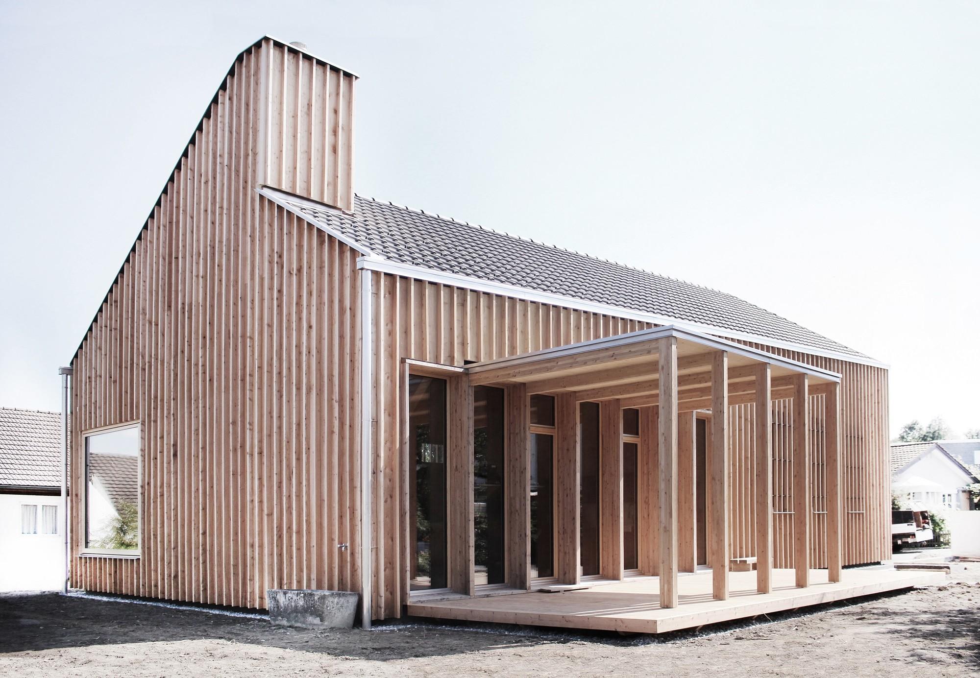 Wohnhaus Am Bodensee Nachhaltig Bauen Wohnen Baunetzwissen