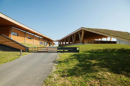 Landwirtschaftliche Fachschule in Güssing