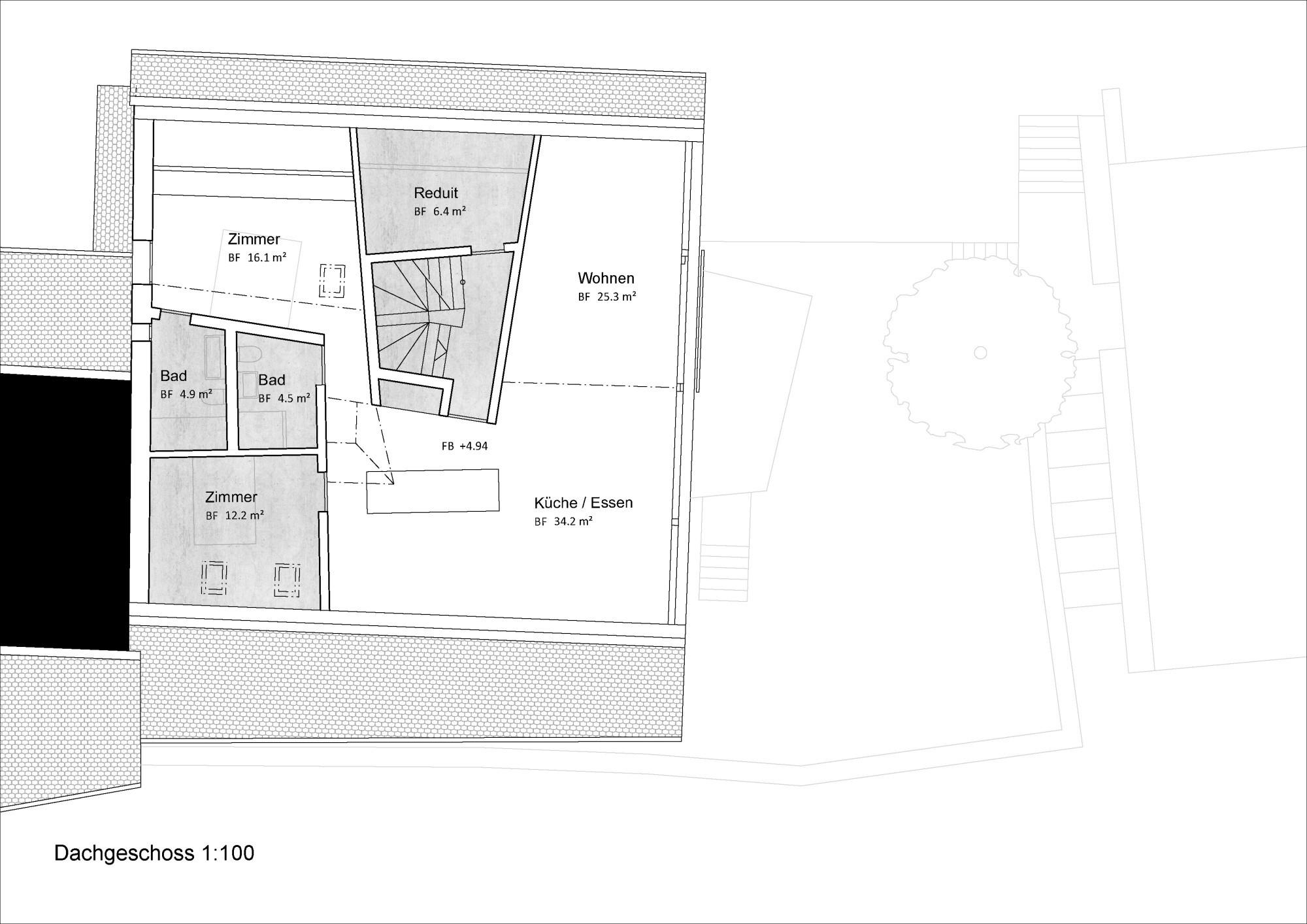 Umbau eines Fachwerkhauses in Regensberg | Bad und Sanitär | Wohnen ...