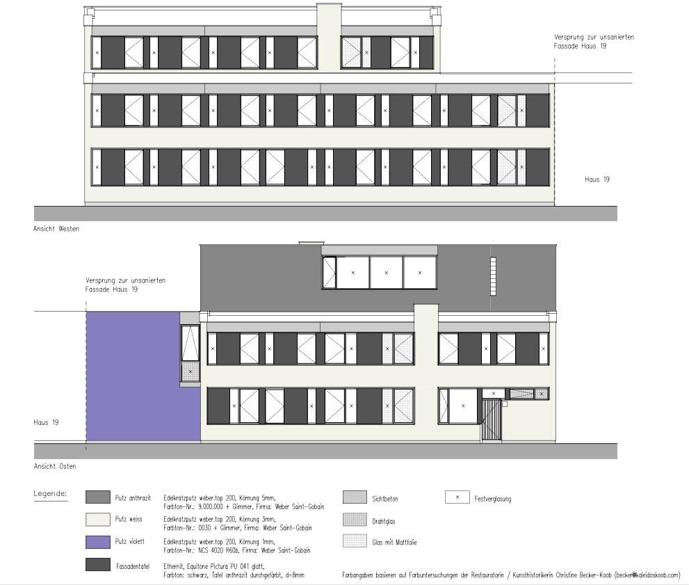 osten trifft westen renovierung luxushaus, studentendorf schlachtensee in berlin | bauphysik | wohnen, Design ideen
