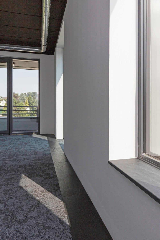 Bürogebäude in Waldbröl   Schiefer   Büro/Verwaltung   Baunetz_Wissen