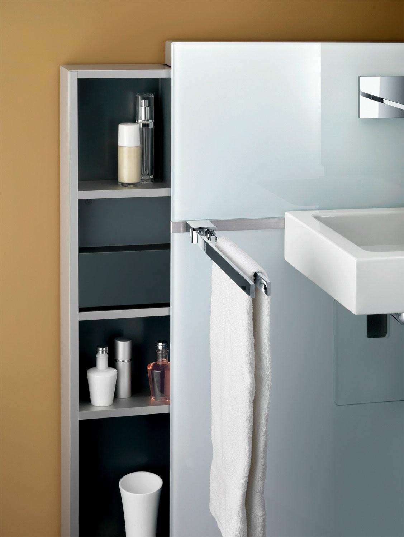 flache vorwandinstallation für wc, bidet und waschtisch | bad und