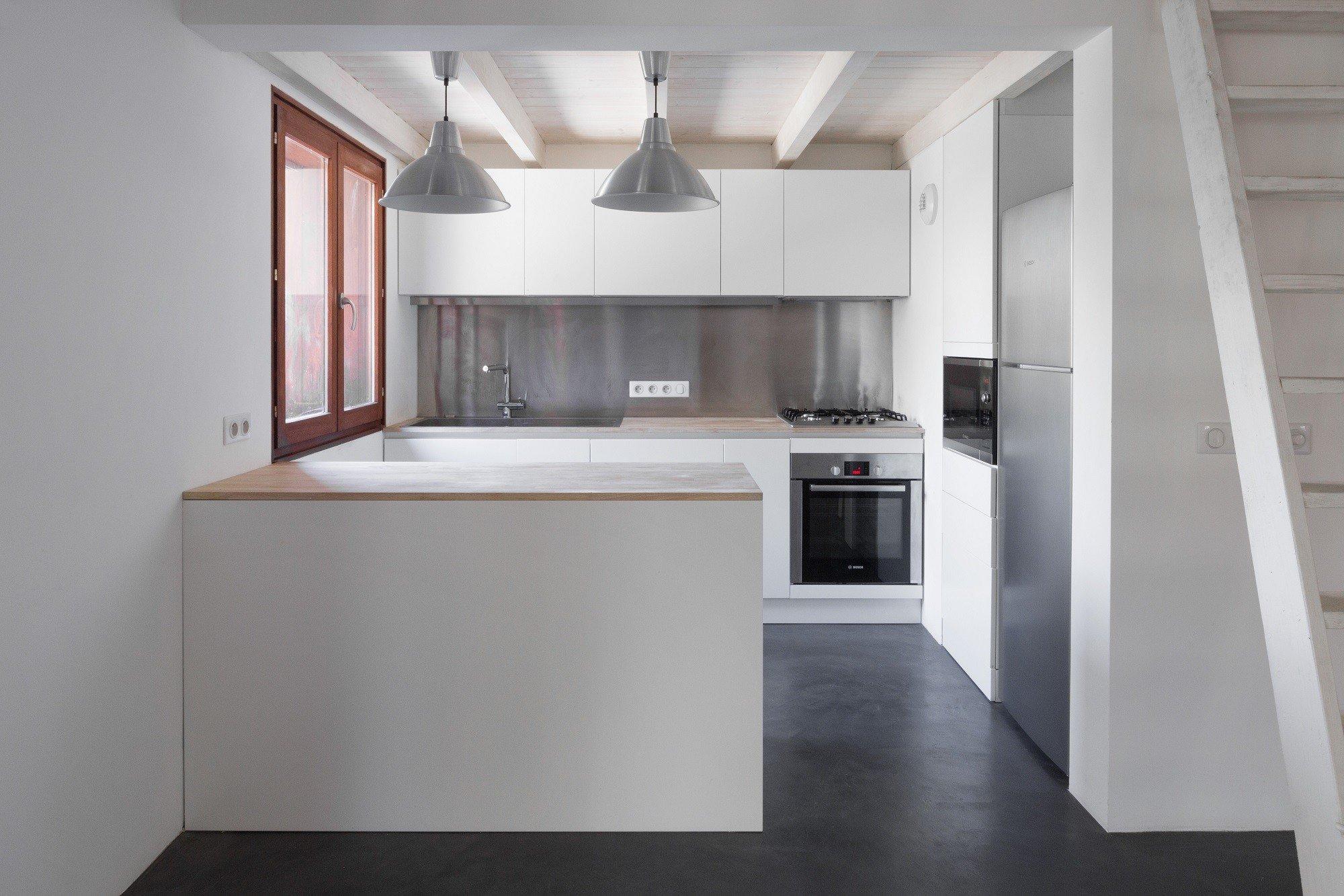 Ferienhaus contemporary vernacular in Conca   Bad und Sanitär ...