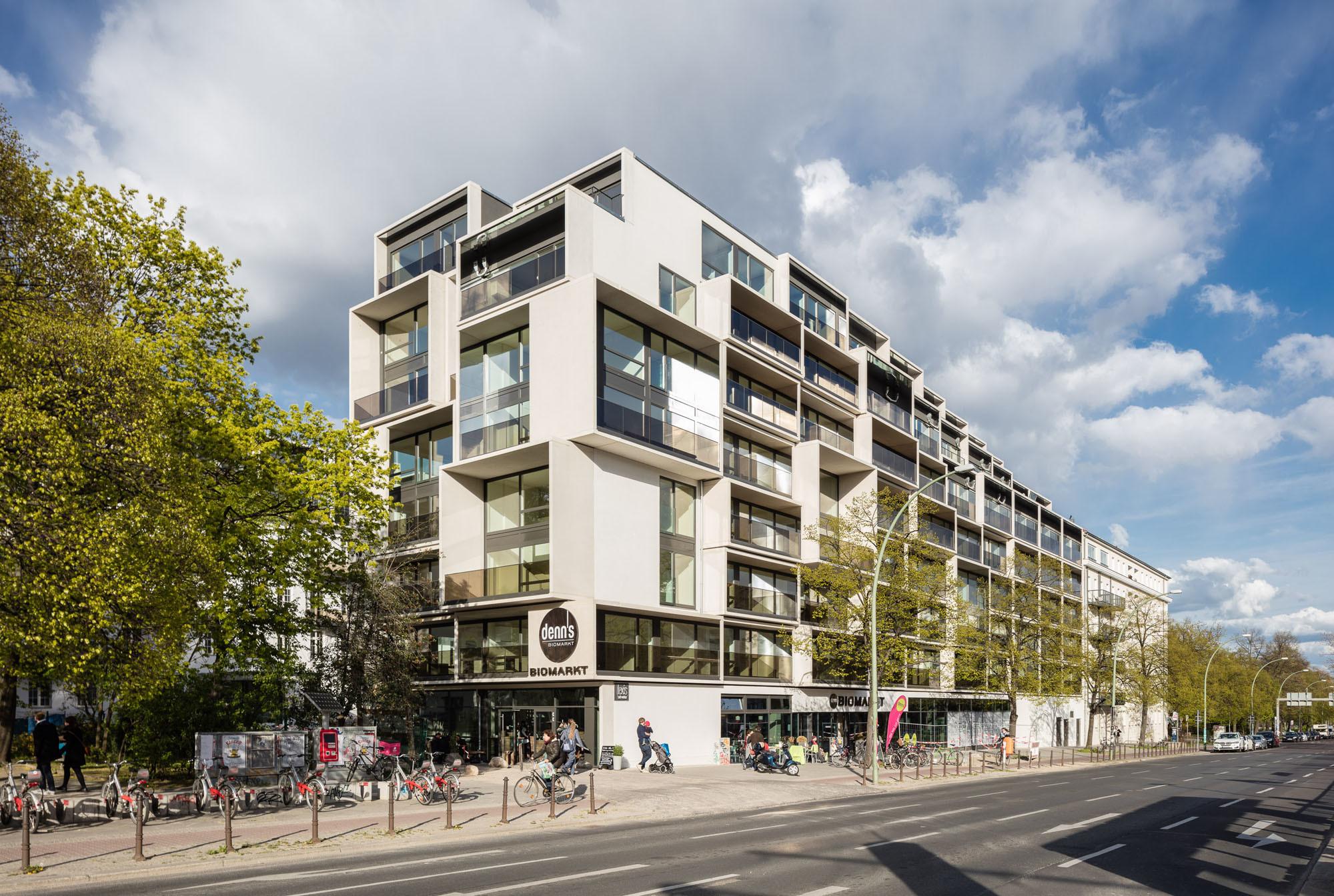 Paragon-Apartments in Berlin | Bauphysik | Wohnen | Baunetz_Wissen