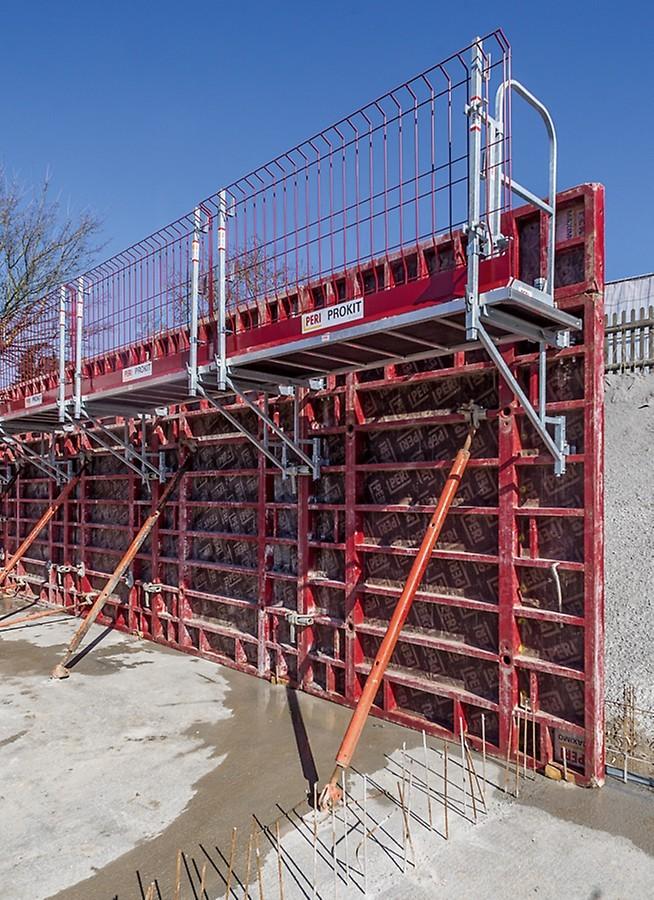Konsolger 252 St Ger 252 Ste Und Schalungen Glossar Baunetz