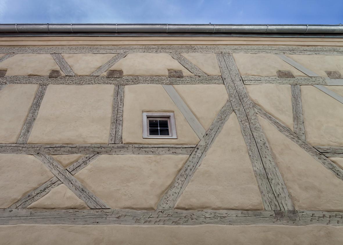 Kulturhaus in dietfurt an der altm hl fassade kultur for Fachwerk bildung