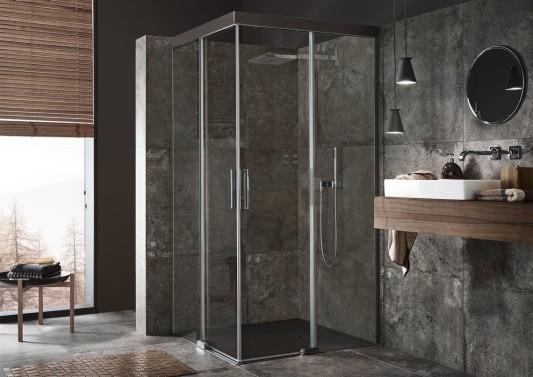 Fußbodenbelag Im Sanitärbereich ~ Duschabtrennungen aus glas bad und sanitär news produkte