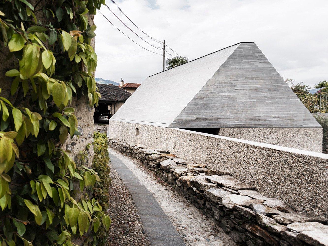 museum mecr in minusio beton kultur baunetz wissen. Black Bedroom Furniture Sets. Home Design Ideas