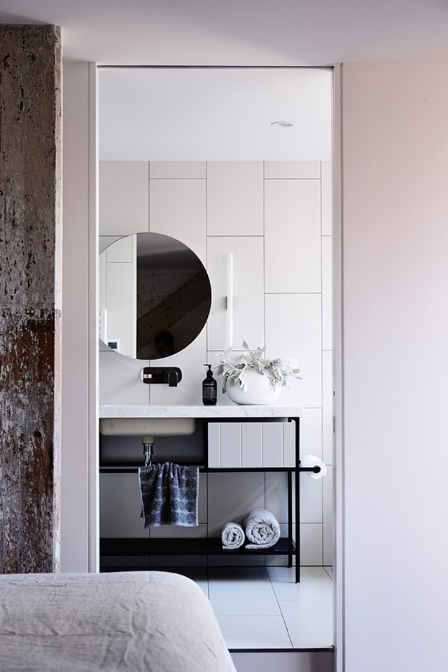 Fitzroy Loft in Melbourne | Bad und Sanitär | Wohnen | Baunetz_Wissen