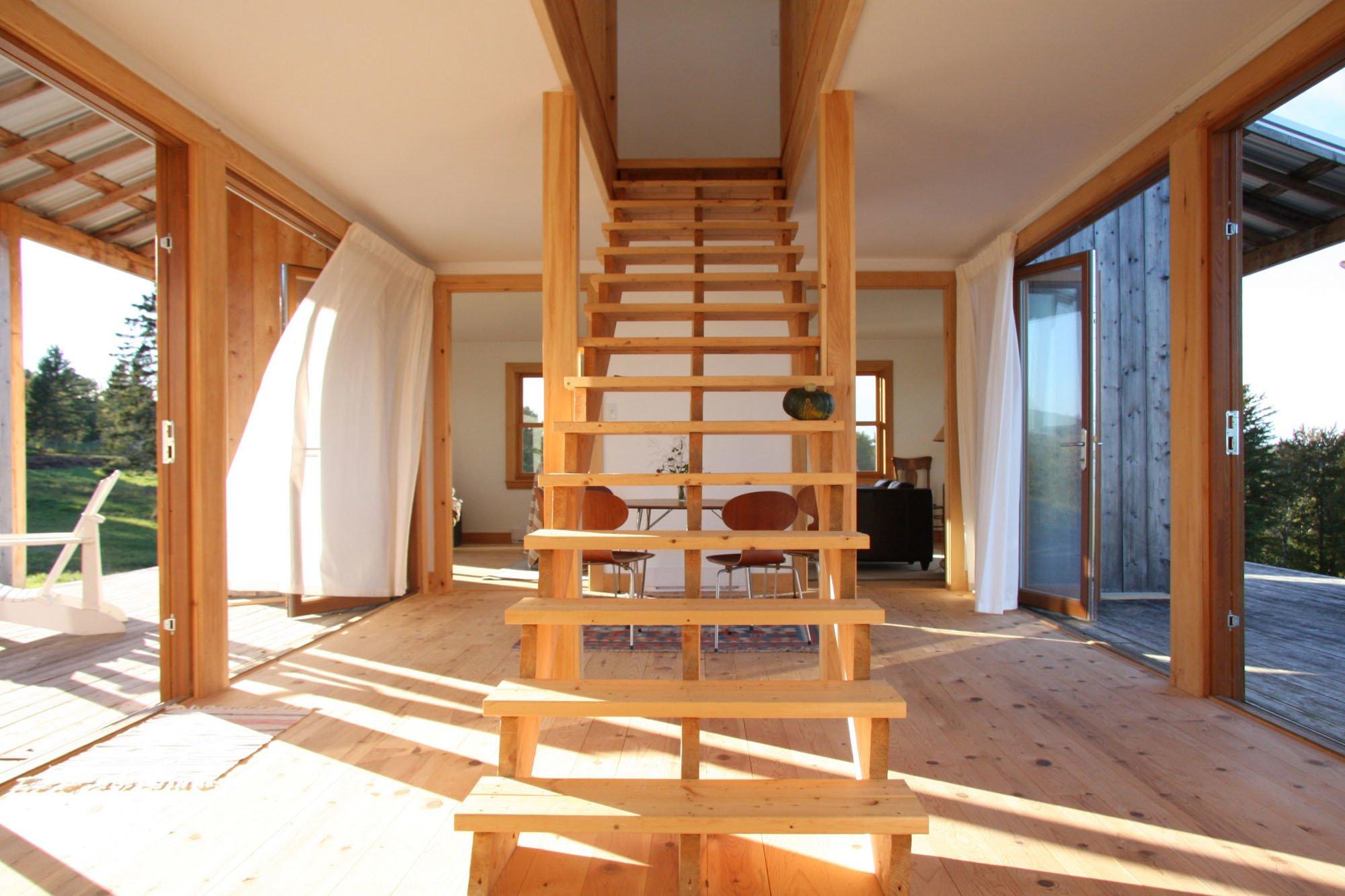 wohnhaus in new brunswick geneigtes dach wohnen baunetz wissen. Black Bedroom Furniture Sets. Home Design Ideas