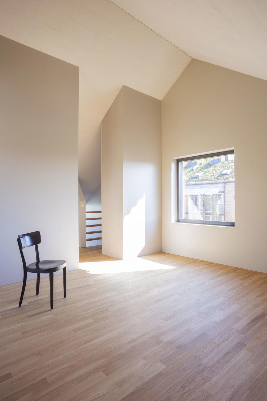 Dachbalken Verkleiden einfamilienhaus in rodersdorf boden wohnen baunetz wissen